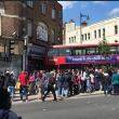 VIDEO YOUTUBE Londra, bus sfonda vetrina di un negozio FOTO 5