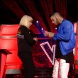 "The Voice, Emis Killa a Raffaella Carrà: ""Vuoi limonare?"""