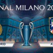 Real-Atletico in streaming, la finale di Champions League su SportMediaset