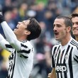 Juventus-Carpi 2-0 foto, highlights e pagelle. Hernanes-Zaza