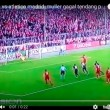 Bayern-Atletico, video: Oblak para rigore Thomas Muller