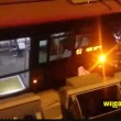 VIDEO Maxi rissa tra immigrati sul bus Atac a Roma 5