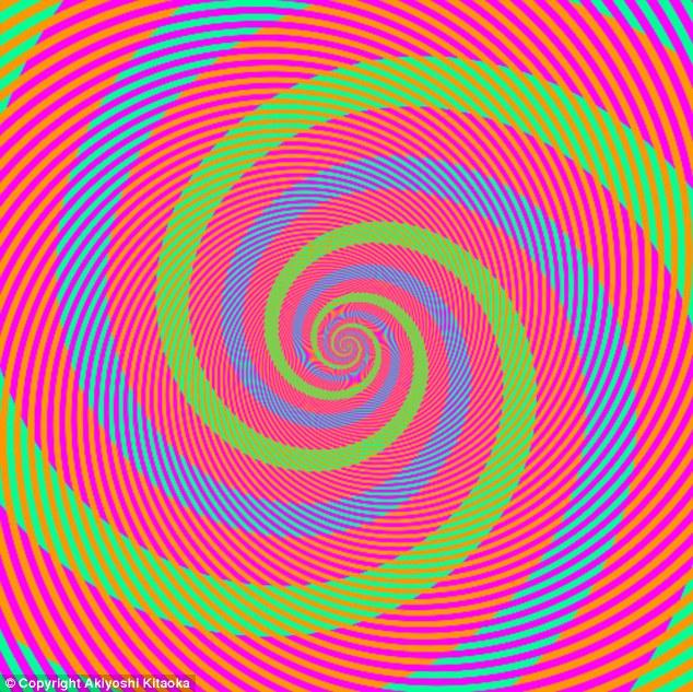 Quanti colori ci sono in questa spirale2 blitz quotidiano for Quanti senatori ci sono