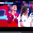Cristiano Ronaldo VIDEO gol divorato in Portogallo-Austria