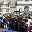 "Funerali Bud Spencer su note ""Dune Buggy10"