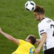 Germania-Ucraina 1-0 diretta. Video gol highlights: Mustafi_1