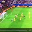Mustafi VIDEO gol Germania-Ucraina 1-0 Euro 2016