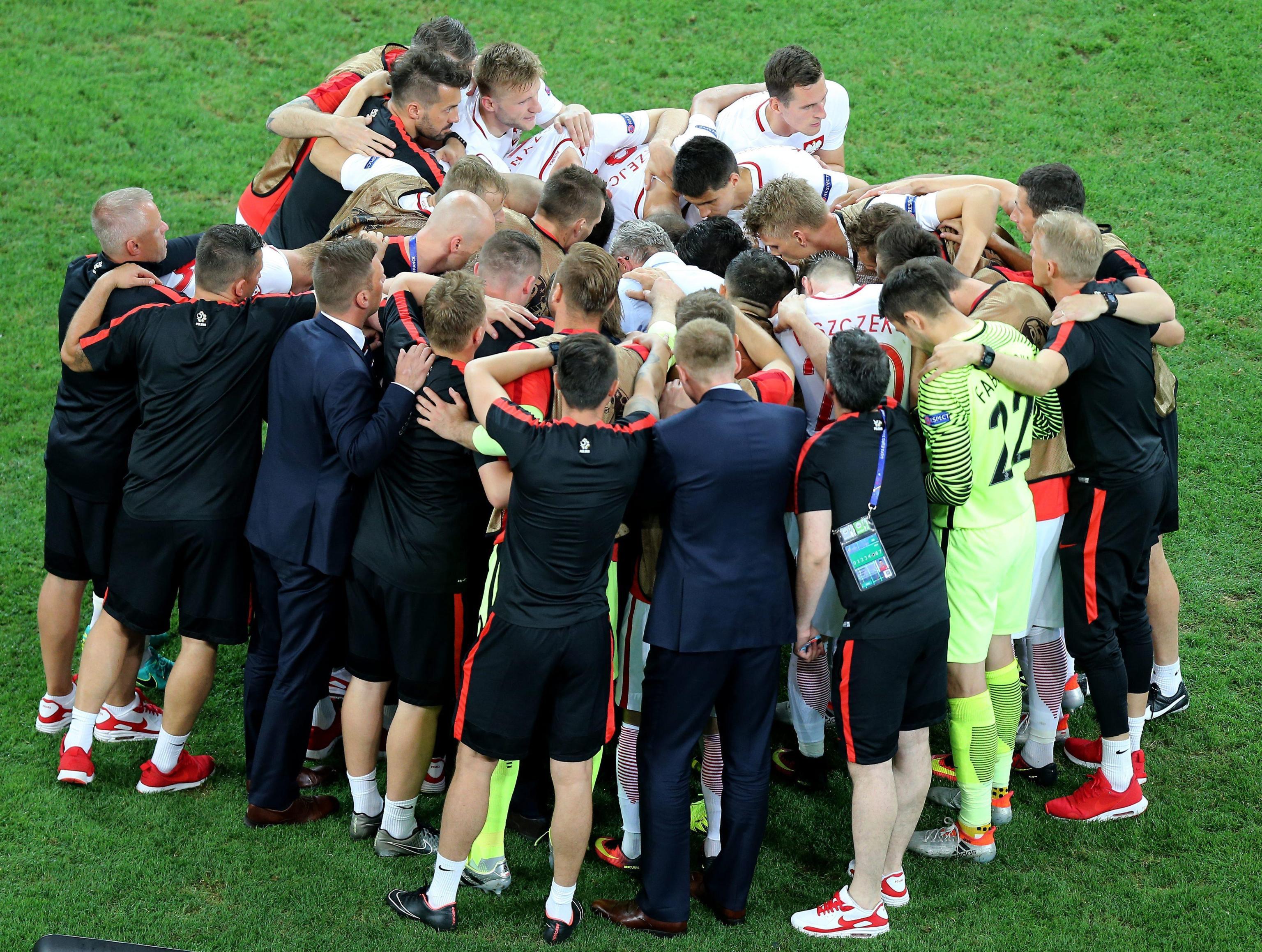 Polonia portogallo foto e diretta live quarti euro 2016 - Agenzie immobiliari polonia ...