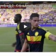 Usa-Colombia 0-2: highlights Coppa America. Zapata gol