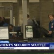 VIDEO YOUTUBE Ragazza disabile picchiata in aeroporto da agenti sicurezza2