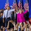 "Usa 2016, Obama incorona Hillary Clinton: ""Scegliete lei come presidente"" 3"