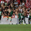 Sassuolo-Stella Rossa 3-0 video gol highlights foto pagelle_1