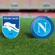 Pescara-Napoli streaming e in tv, dove vederla