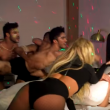 Britney Spears entra in camera di Jimmy Kimmel5