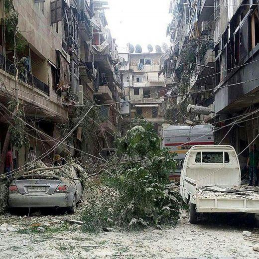 Usa Aleppo