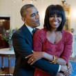 Barack Obama e Michelle oggi