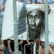 Germania, ultras: bandiera con Bin Laden allo stadio l'11 settembre FOTO