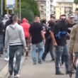 VIDEO YOUTUBE Scontri ultras Pisa-Brescia, polizia diffonde immagini