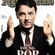 Matteo Renzi su Rolling Stone The Young pop
