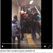 Besiktas Napoli FOTO-VIDEO: scontri in metro? Fra napoletani e polizia, non con ultras Besiktas