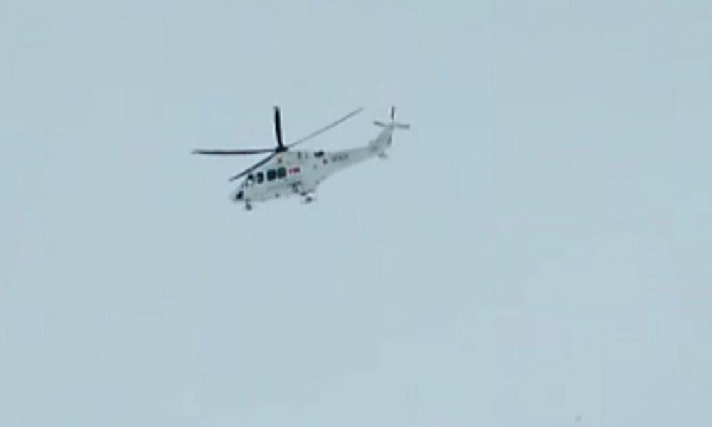 Elicottero Caduto : Elicottero caduto testimone quot ripresi gli ultimi attimi