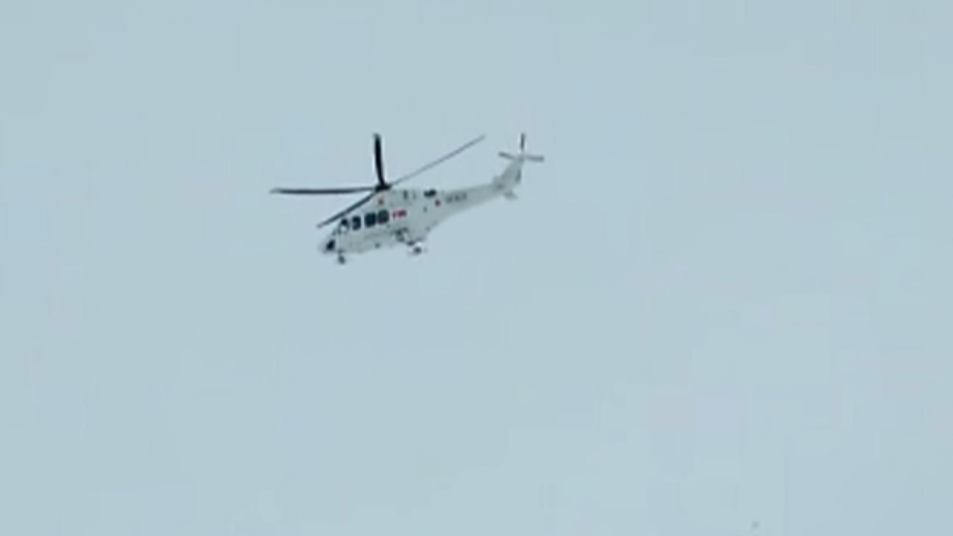 Elicottero Caduto : Elicottero caduto testimone quot ho ripreso gli ultimi