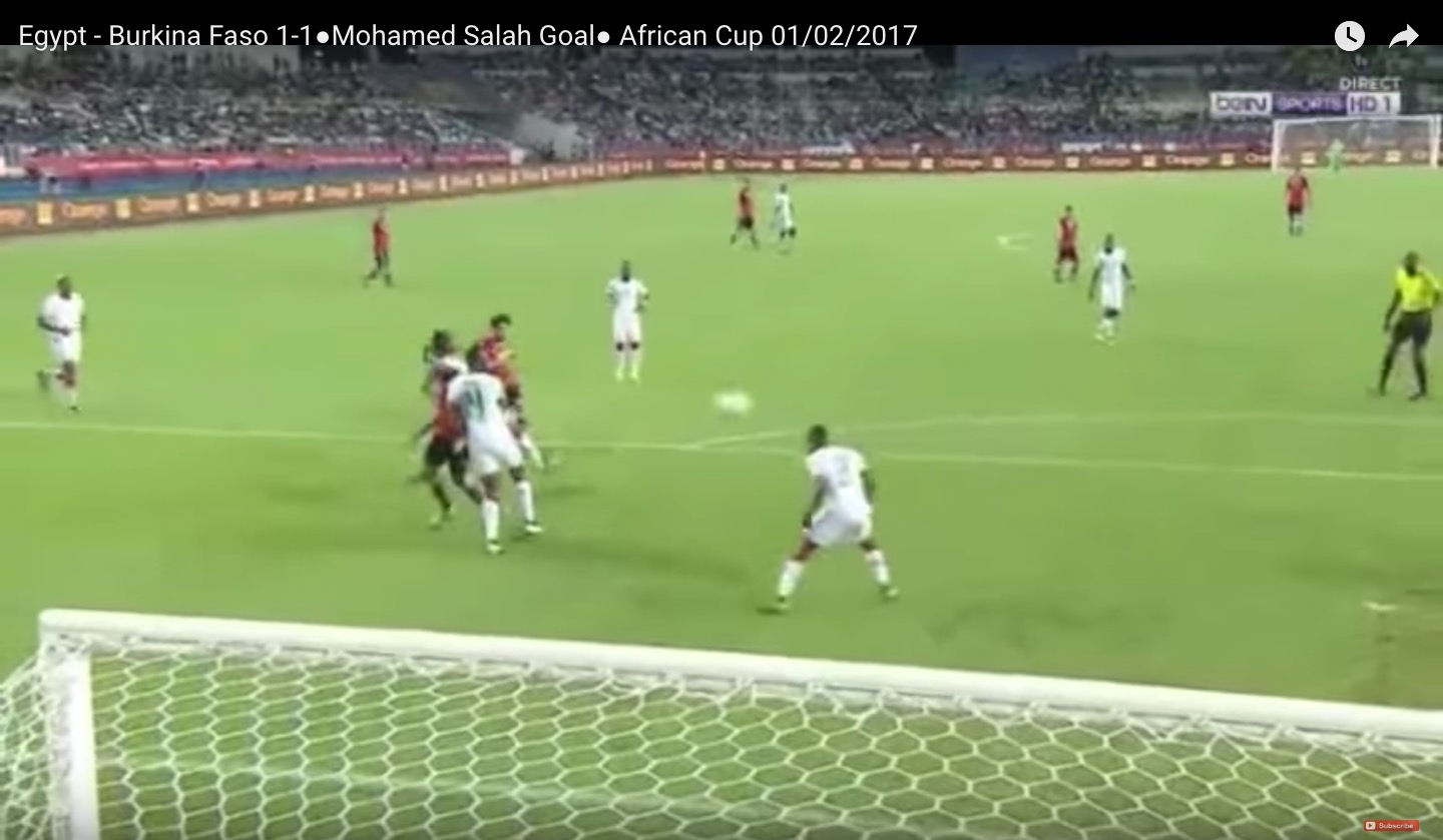 VIDEO - Salah gol, Egitto in finale di Coppa d'Africa