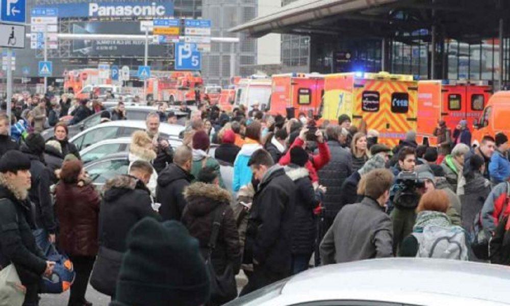 Amburgo evacuato aeroporto oltre 50 persone intossicate - Agenzie immobiliari ad amburgo ...