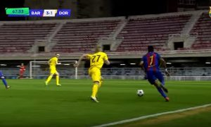 Barcellona: Jordi Mboula, gol capolavoro nella Youth League