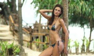Bianca Balti in topless su Sports Illustrated FOTO
