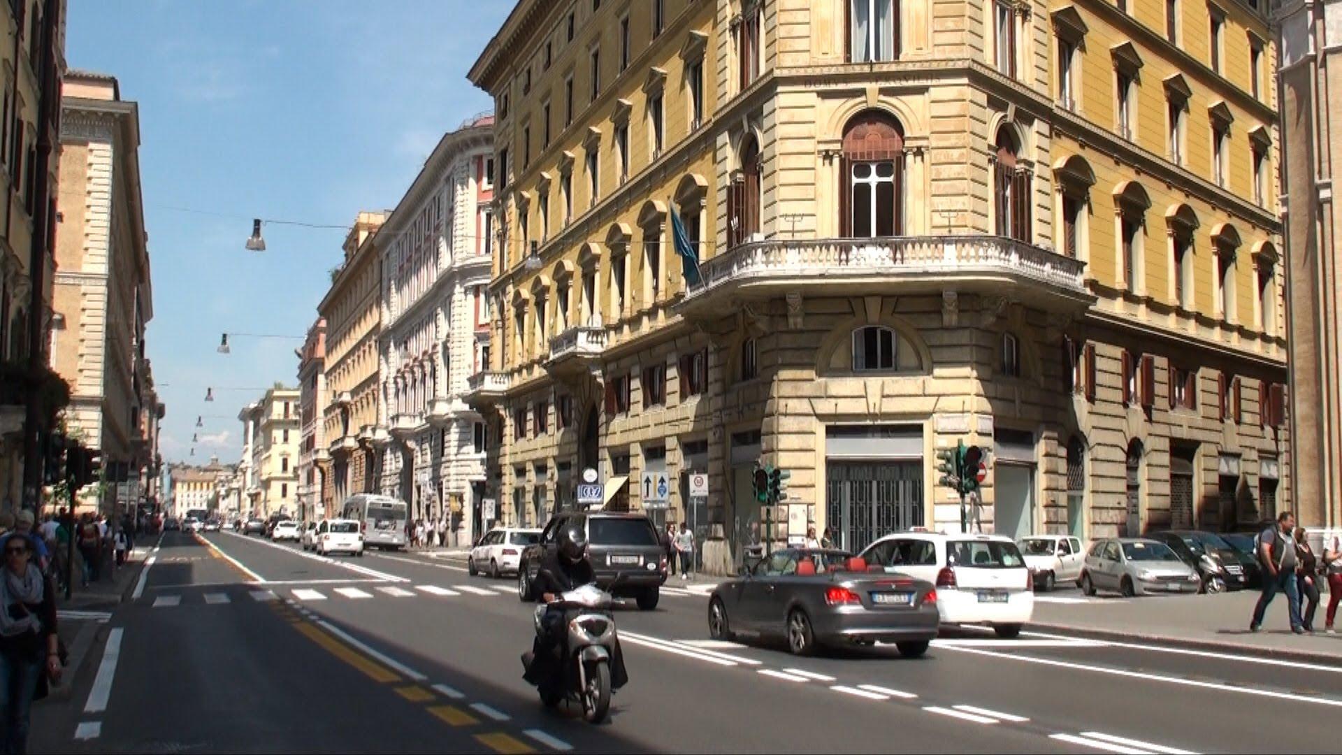 Roma tre gravi incidenti 5 morti e 2 feriti tra centro for Corso arredatore d interni roma
