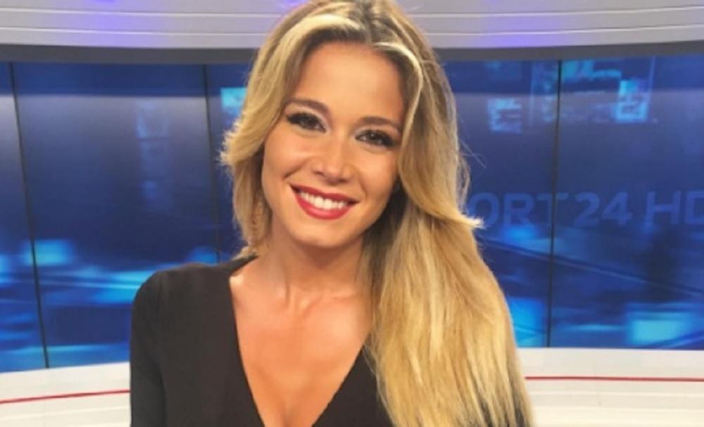 Diletta Leotta al Festival di Sanremo, la conduttrice Sky ...