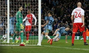 Manchester City-Monaco 5-3: gol, highlights Champions League VIDEO