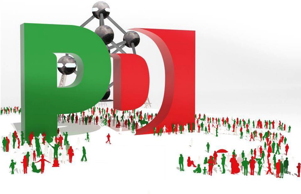 Pd la indegna quadriglia del congresso for Acque pure italia opinioni