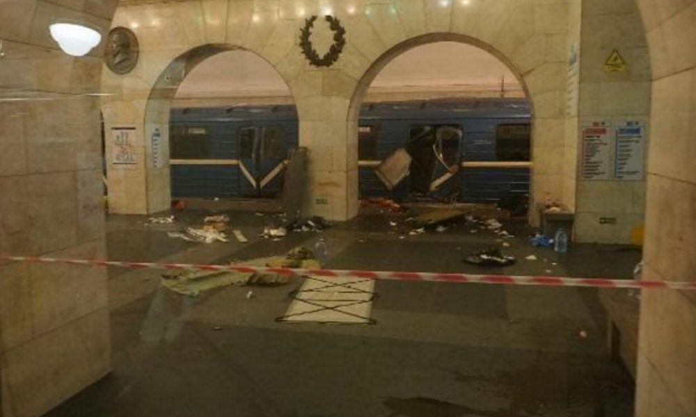 Russia, due esplosioni in metropolitana a San Pietroburgo: 10 morti VIDEO-FOTO 2