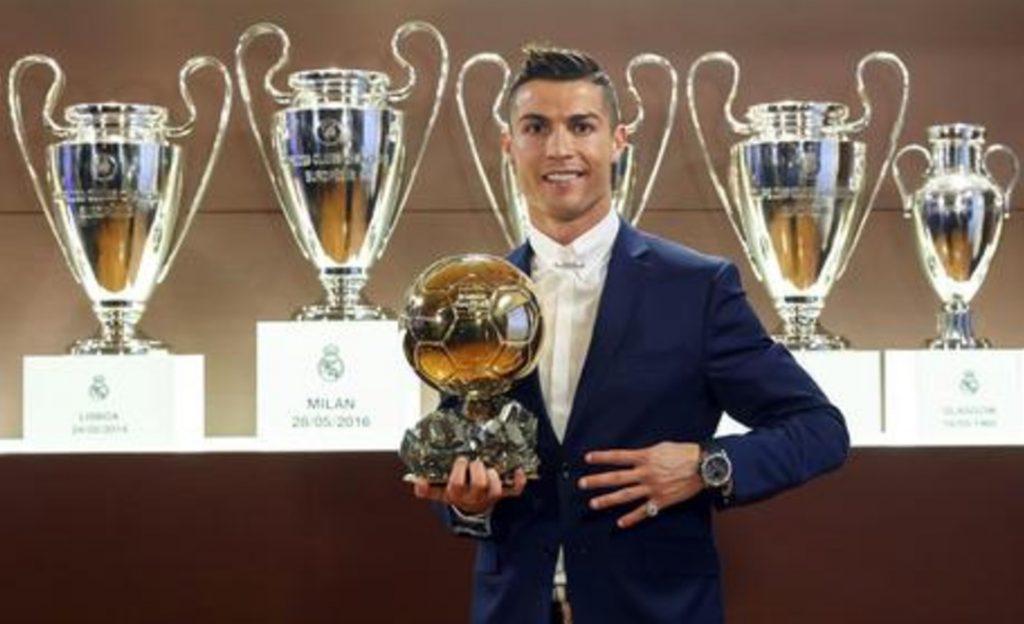 C.Ronaldo denunciato per frode fiscale