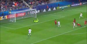 Portogallo-Spagna 1-3 |  highlights Europeo Under 21 |  Saul segna sempre