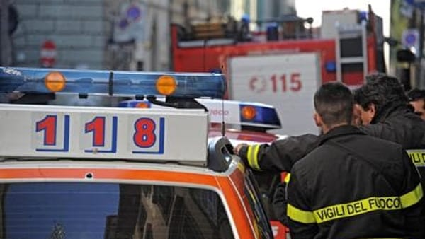 Probabile fuga di sostanze tossiche, 29 lavoratori in ospedale