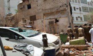 Arabia Saudita, sventato attentato alla Grande Moschea della Mecca: 11 feriti