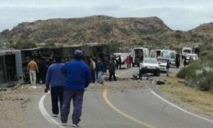 Argentina, si ribalta pullman: almeno 15 vittime, di cui 9 bambini
