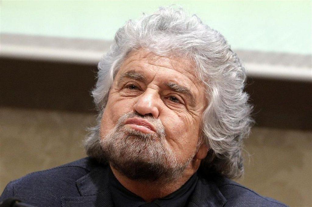 Beppe Grillo, comizio finale a Genova per Luca Pirondini