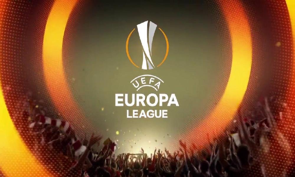 Europa League Last 16 Draws 2017 | Lyon vs Roma, Man U vs ...  |Europa League