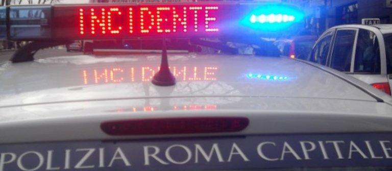 Roma via del mare fermi per il cid dopo l 39 incidente due - Da roma porta verso il mare ...
