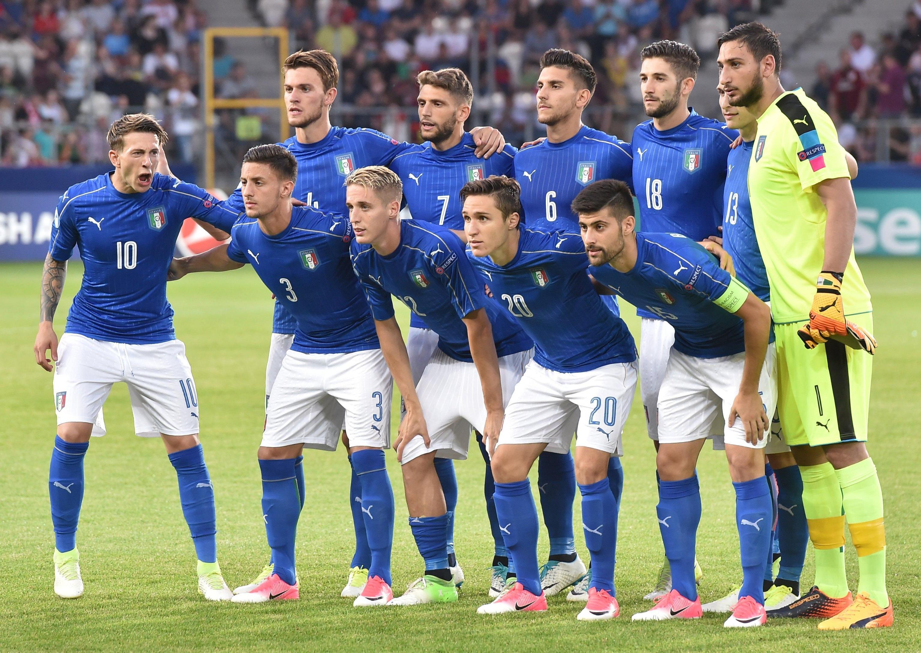 Europeo under 21 italia batte germania sfider la spagna in semifinale - La germania cucine opinioni ...