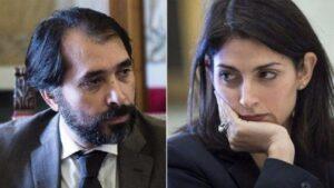 """Raffaele Marra intercettato: """"Virginia Raggi non ha le palle per fare il sindaco"""""""