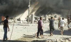 """Siria: """"Usato gas sarin a Idlib il 5 aprile"""". Lo conferma l'Opac"""