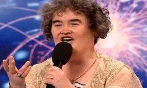 Susan Boyle attaccata e insultata da una banda di adolescenti