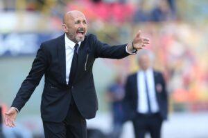 Luciano Spalletti avvisa l'Inter:
