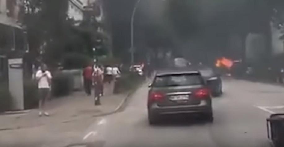 Youtube g20 amburgo automobilisti costretti a fare slalom - Agenzie immobiliari ad amburgo ...