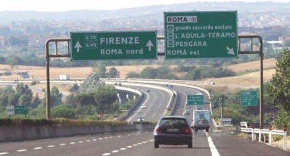 Autostrade: ok da Tar Lazio su aumenti dei pedaggi. Codacons: sbagliato
